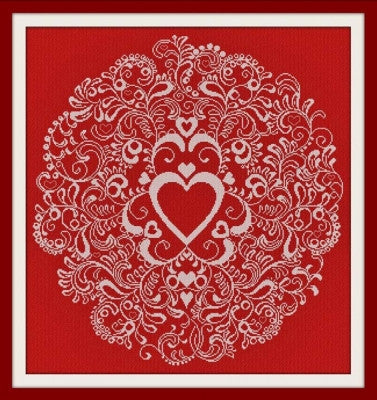 From My Heart - Alessandra Adelaide Needleworks