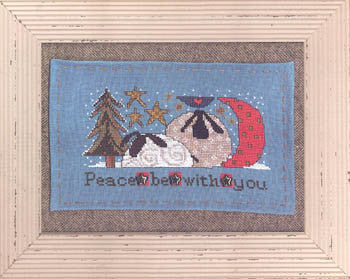 Peace Be with You - Amy Bruecken Designs