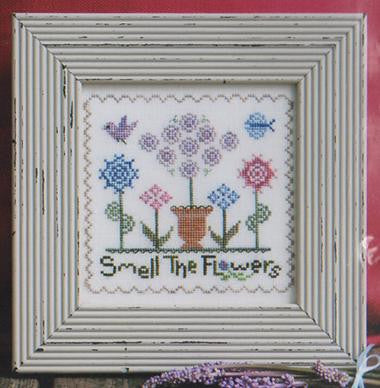Smell the Flowers - Annalee Waite Designs