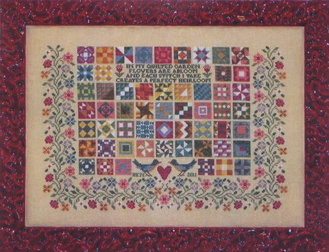 Quilted Garden - Blue Ribbon Designs