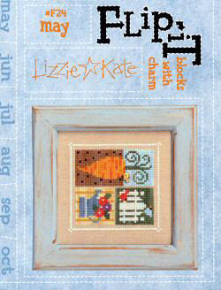Flip It May Blocks - Lizzie Kate