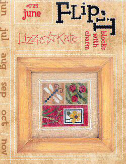 Flip It June Blocks - Lizzie Kate