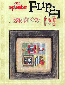 Flip It September Blocks - Lizzie Kate