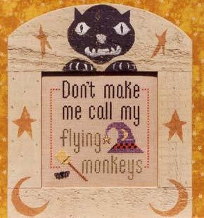 Flying Monkeys - Glory Bee