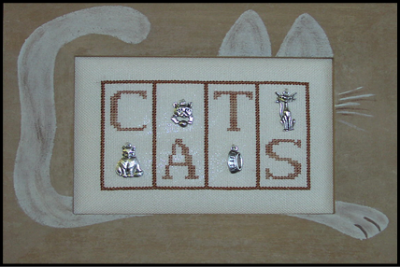 Cats - Mini Blocks - Hinzeit