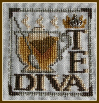 Tea Diva - Word Play