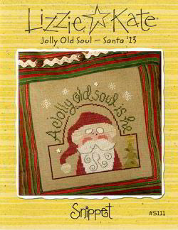 Jolly Old Soul-Santa '13 - Lizzie Kate
