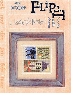 Flip It October Blocks - Lizzie Kate