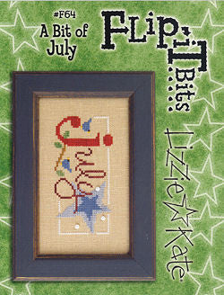 Flip It Bits, July - Lizzie Kate