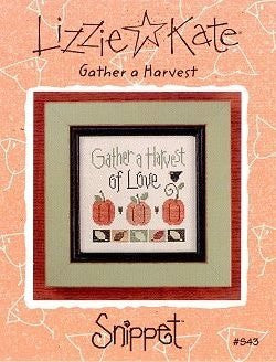 Gather a Harvest - Lizzie Kate