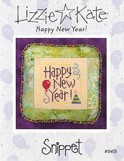 Happy New Year - Lizzie Kate
