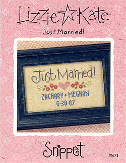 Just Married! - Lizzie Kate