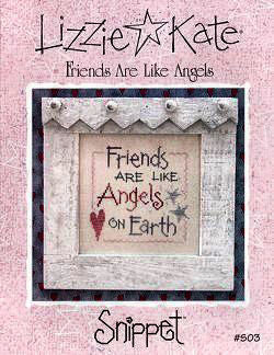 Friends Are Like Angels - Lizzie Kate