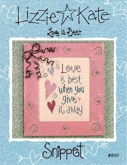 Love Is Best - Lizzie Kate