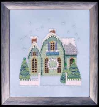 Little Snowy Green Cottage - Nora Corbett