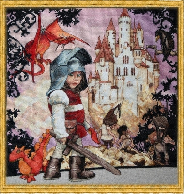 Le Petit Chevalier (The Little Knight) - Nimue