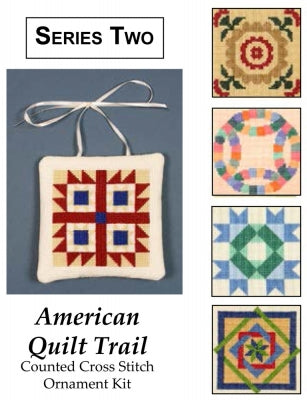 American Quilt Trail, Series 2 - The Posy Collection