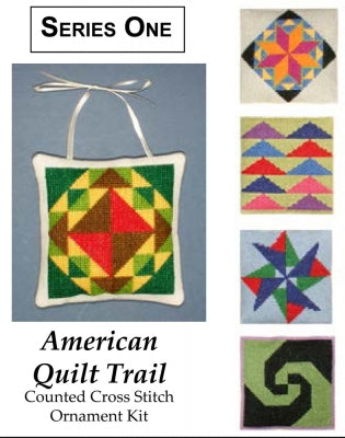 American Quilt Trail - The Posy Collection