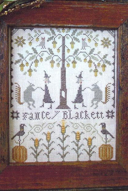 Fancey Blackett-The Harvest Dance - Pineberry Lane