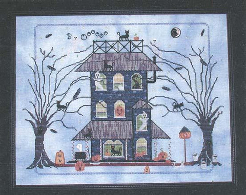 Black Cat Manor - Praiseworthy Stitches