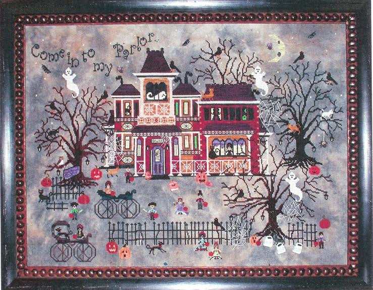 Widow Black's B&B - Praiseworthy Stitches