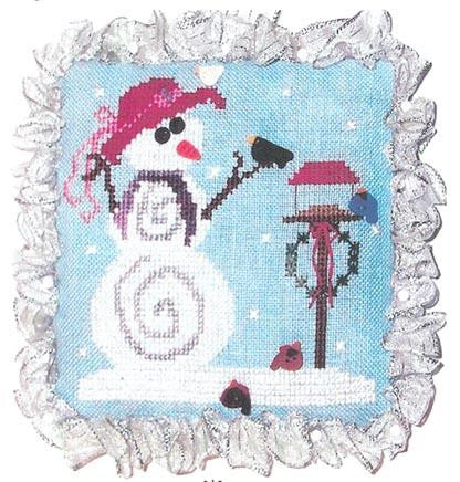 Snow Pals - Praiseworthy Stitches