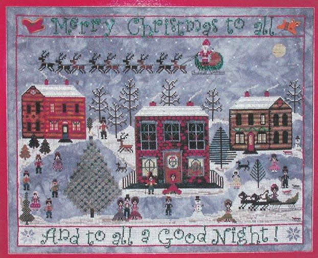 Carols on the Square - Praiseworthy Stitches