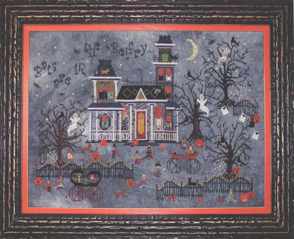 Darkwing Manor - Praiseworthy Stitches
