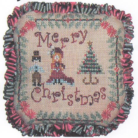 A Victorian Christmas - Praiseworthy Stitches