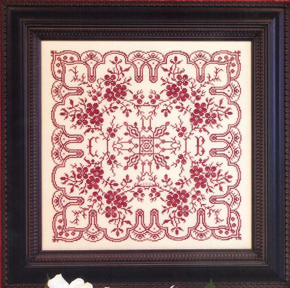 Dogwood Lace - Rosewood Manor