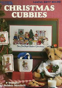 Christmas Cubbies - Leisure Arts