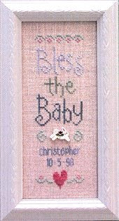 Bless the Baby - Lizzie Kate