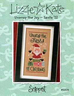 Unwrap the Joy-Santa '12 - Lizzie Kate