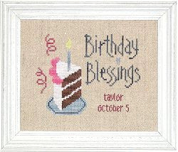 Birthday Blessings - Lizzie Kate