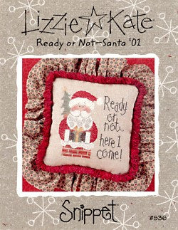 Ready or Not-Santa '01 - Lizzie Kate