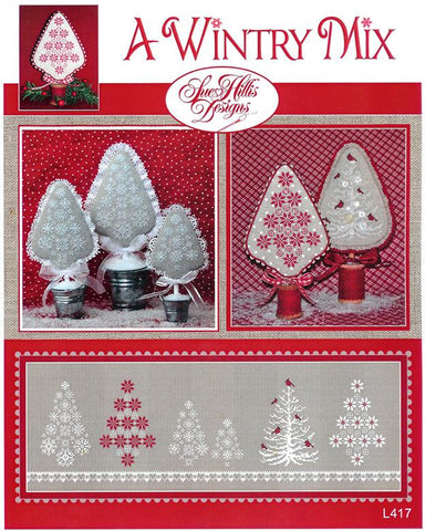 A Wintry Mix - Sue Hillis Designs