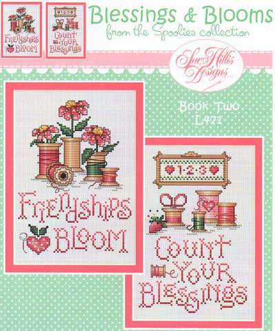 Blessings & Bloom - Sue Hillis Designs
