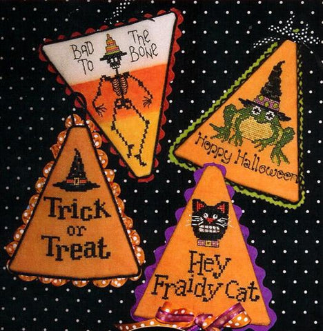 Candy Corn Crazy 1 - Sue Hillis Designs