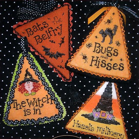 Candy Corn Crazy 2 - Sue Hillis Designs