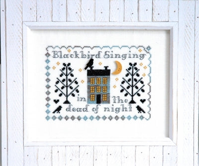Blackbird Singing - Tiny Modernist Inc