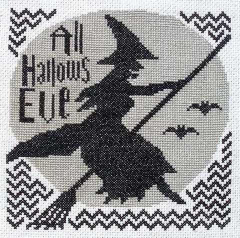 All Hallows Eve - Stitcherhood