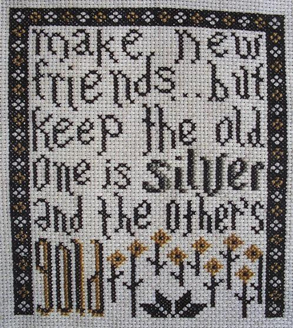 Friends - Stitcherhood