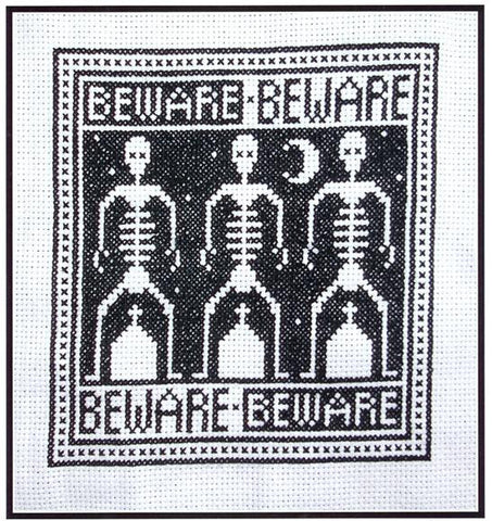 Beware - Stitcherhood