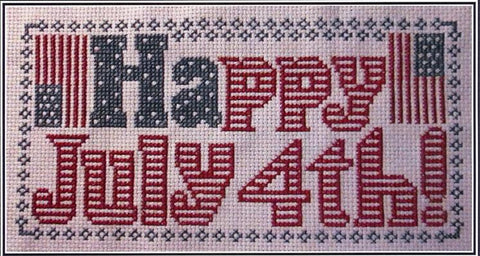 Happy July 4th - Stitcherhood