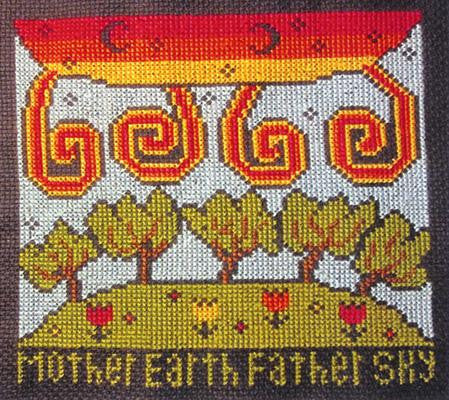 Mother Earth Father Sky - Stitcherhood