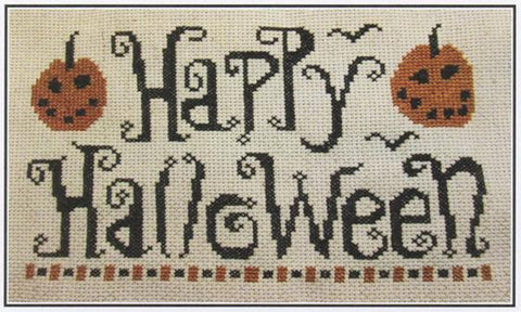 Happy Halloween - Stitcherhood