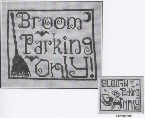 Broom Parking - Stitcherhood
