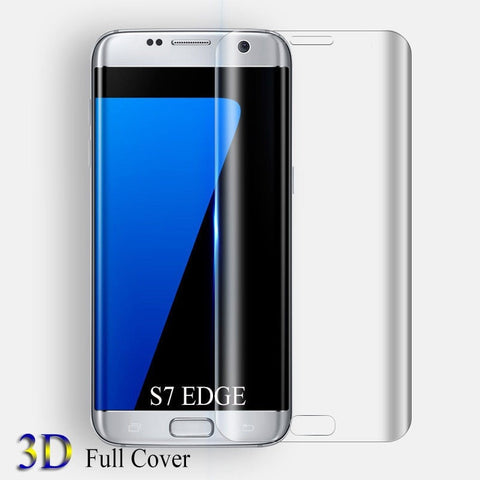 Screen Protector 2017 3D Full Cover Tempered Glass screen protector for Samsung Galaxy S8 / S8 plus