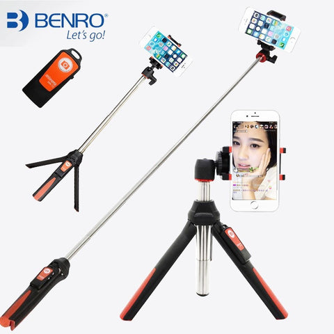 Selfie Sticks and Tripods Tripod 3 in 1 Phone Selfie Stick w Bluetooth for iPhone Sumsang G