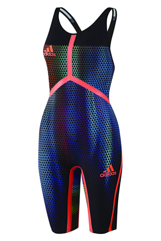 Adizero XVI Breaststroke Open Back Full Suit